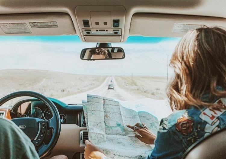Путешествие на арендованном авто с детьми