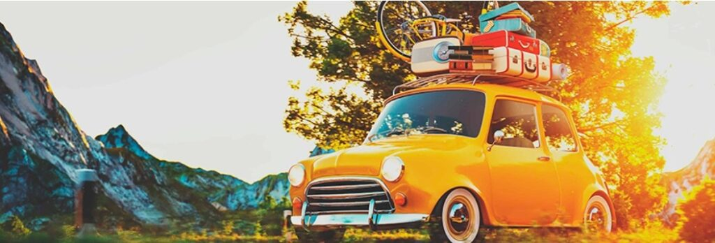 Семейное путешествие на авто c детьми