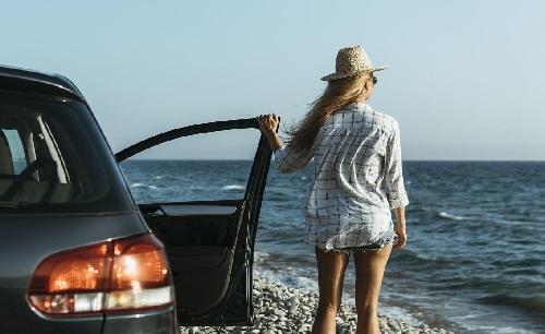 Аренда авто для поездки к морю